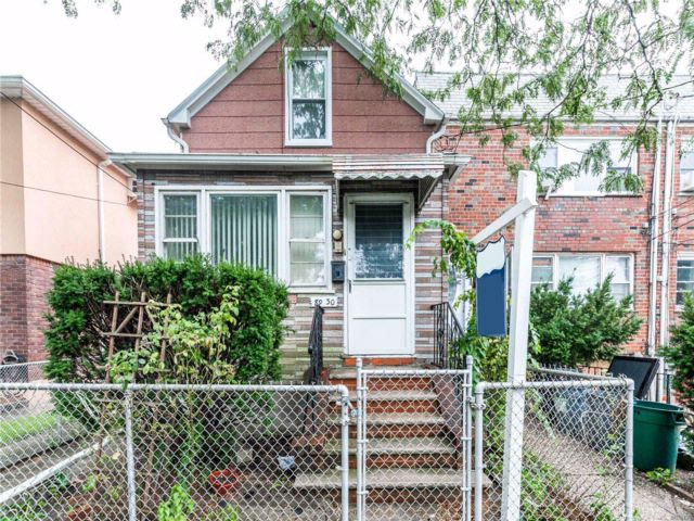 2 BR,  1.00 BTH  Colonial style home in Ozone Park