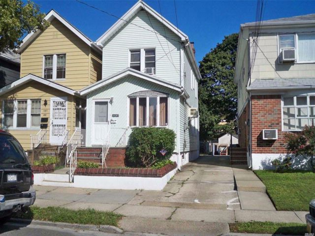 3 BR,  1.50 BTH  Colonial style home in Ozone Park