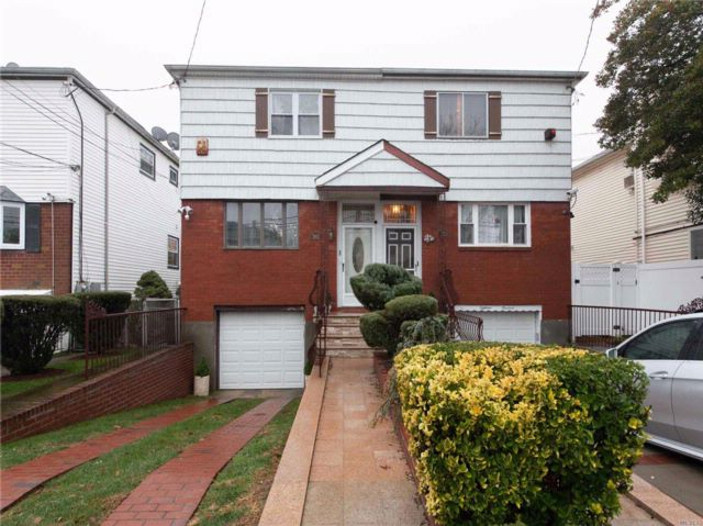 3 BR,  1.50 BTH  Colonial style home in Canarsie