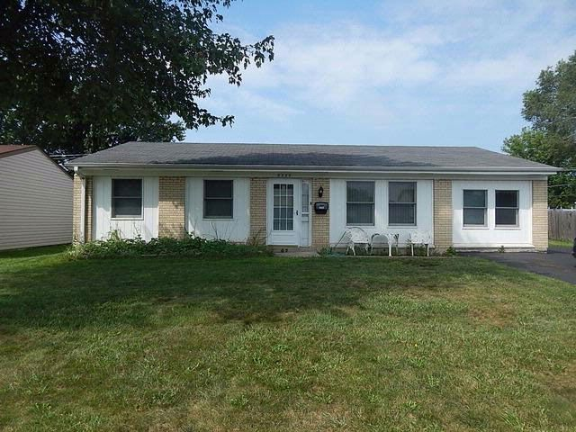 2 BR,  1.00 BTH  Ranch style home in Hanover Park