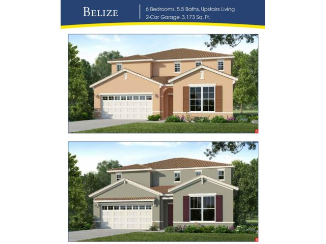 6 BR,  5.50 BTH Contemporary style home in Davenport