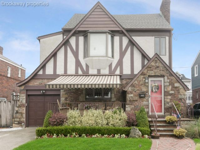 2 BR,  2.50 BTH Tudor style home in Belle Harbor