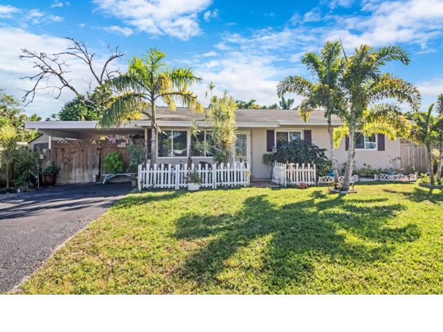 3 BR,  2.00 BTH Ranch style home in Fort Lauderdale