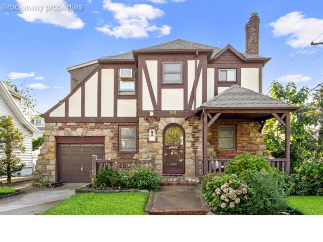 3 BR,  3.00 BTH  Tudor style home in Belle Harbor
