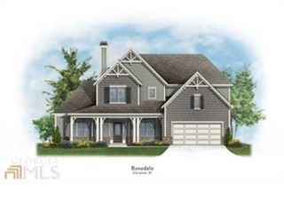 6 BR,  5.50 BTH Traditional style home in Suwanee