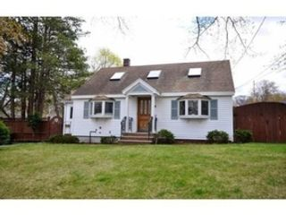 3 BR,  2.00 BTH  Cape cod style home in Melrose