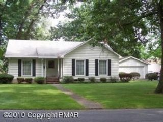 3 BR,  1.00 BTH  Ranch style home in East Stroudsburg