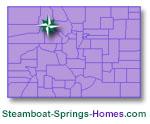 Steamboat Springs Homes
