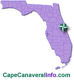 Cape Canaveral Homes