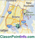 Clason Point Homes