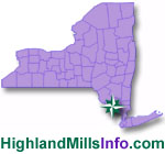 Highland Mills Homes
