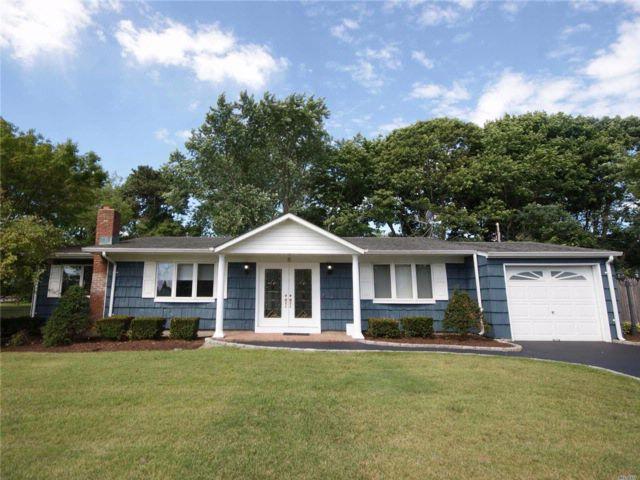 4 BR,  1.50 BTH  Ranch style home in South Setauket