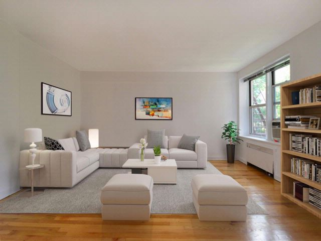 1 BR,  1.00 BTH  Co-op style home in Forest Hills