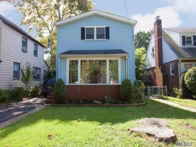 3 BR,  1.50 BTH  Colonial style home in Malverne