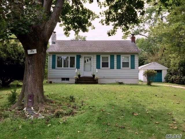 2 BR,  1.00 BTH Ranch style home in Rocky Point