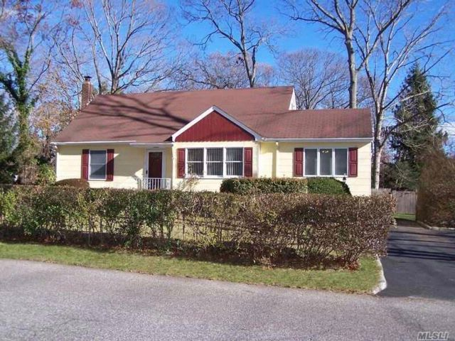 4 BR,  2.00 BTH  Cape style home in Miller Place