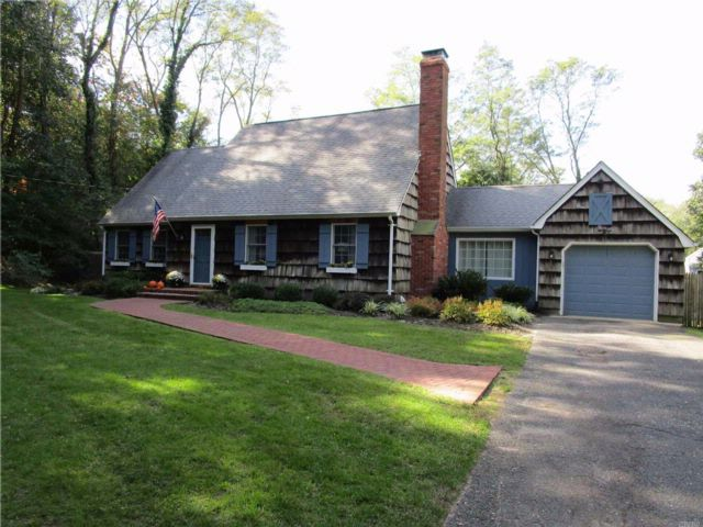 5 BR,  2.00 BTH Exp cape style home in Wading River