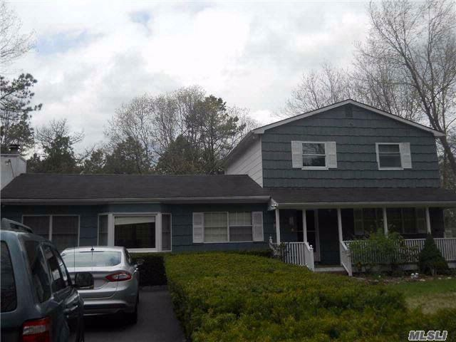 3 BR,  1.50 BTH  Colonial style home in Manorville