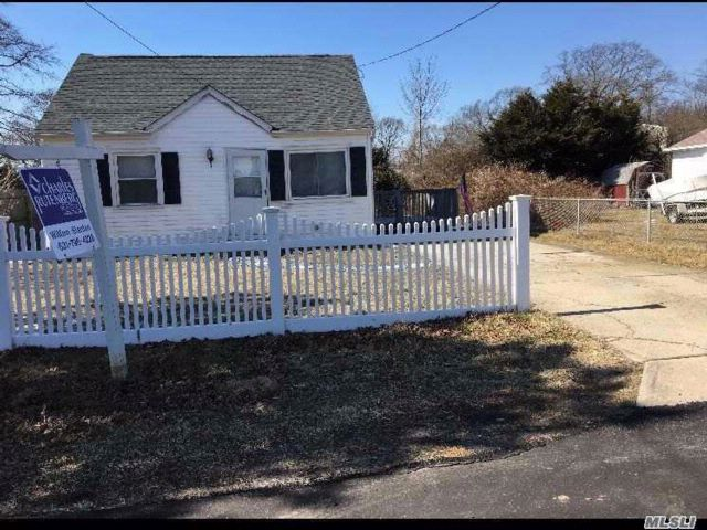 2 BR,  1.00 BTH  Cape style home in Shirley