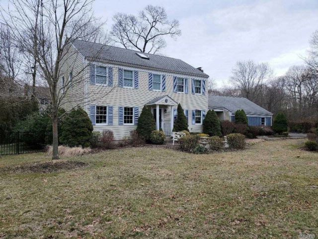 4 BR,  3.50 BTH Colonial style home in Miller Place