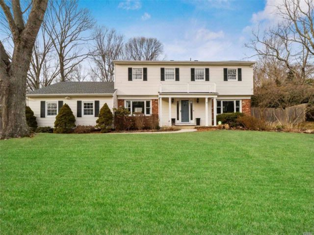 5 BR,  3.00 BTH Colonial style home in South Huntington