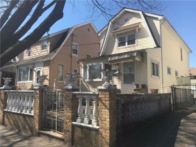 3 BR,  2.00 BTH  Colonial style home in East Flatbush