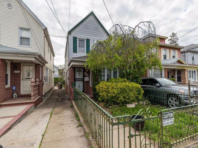 3 BR,  1.00 BTH  Colonial style home in Mill Basin