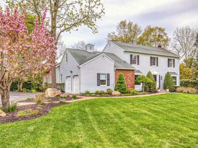 4 BR,  3.50 BTH Colonial style home in Port Jefferson