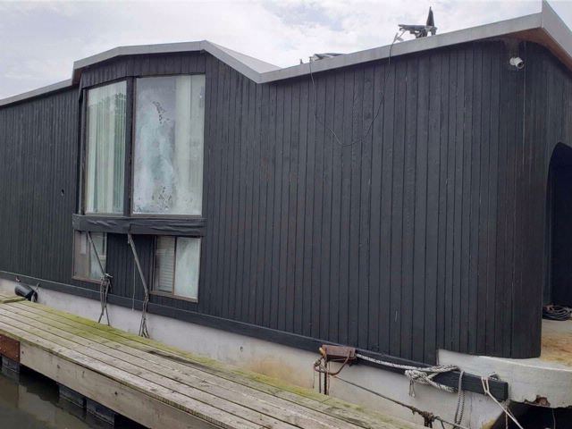 2 BR,  1.00 BTH  Houseboat style home in Morris Park