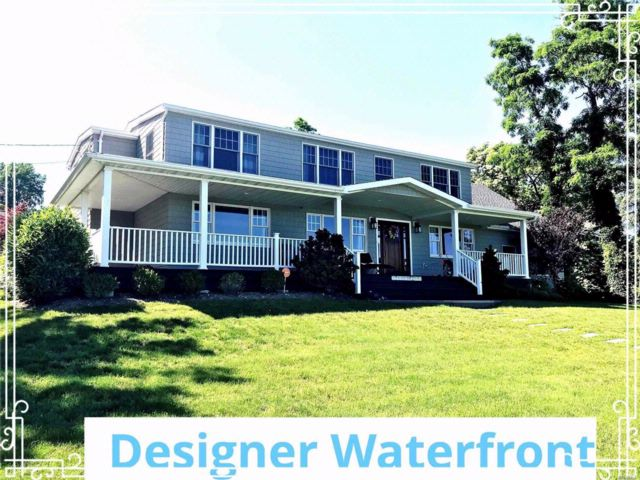 4 BR,  3.50 BTH Colonial style home in Bayville