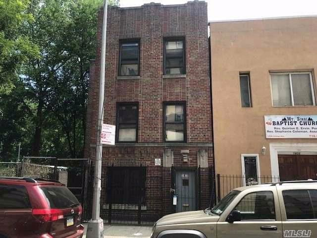 [Morrisania Real Estate, listing number 3076431]