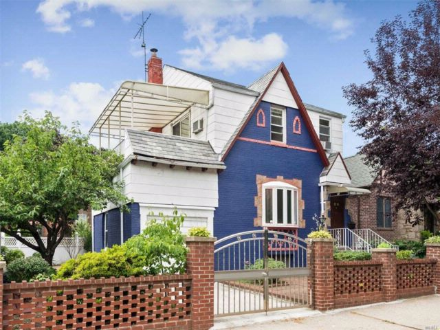 4 BR,  2.50 BTH  Colonial style home in Forest Hills