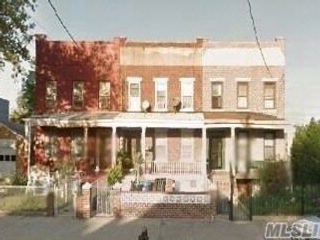 4 BR,  2.00 BTH 2 story style home in Canarsie
