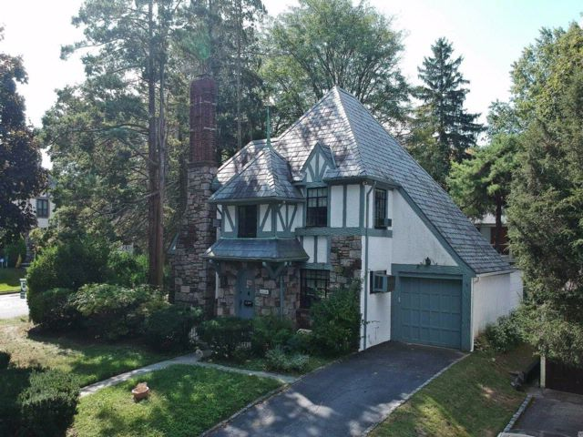 3 BR,  3.00 BTH  Tudor style home in Little Neck