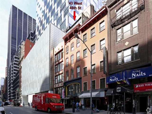 Studio,  0.00 BTH Office bldg style home in NYC - Clinton