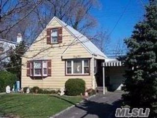 4 BR,  1.00 BTH Cape style home in Carle Place