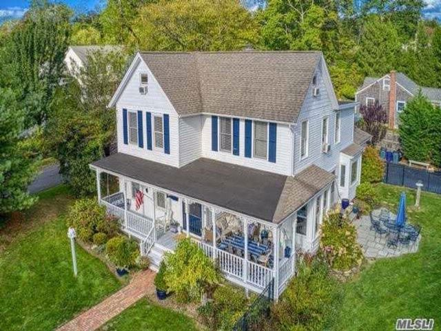 4 BR,  3.50 BTH Colonial style home in East Setauket