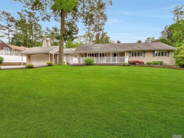 3 BR,  2.50 BTH Exp ranch style home in Miller Place