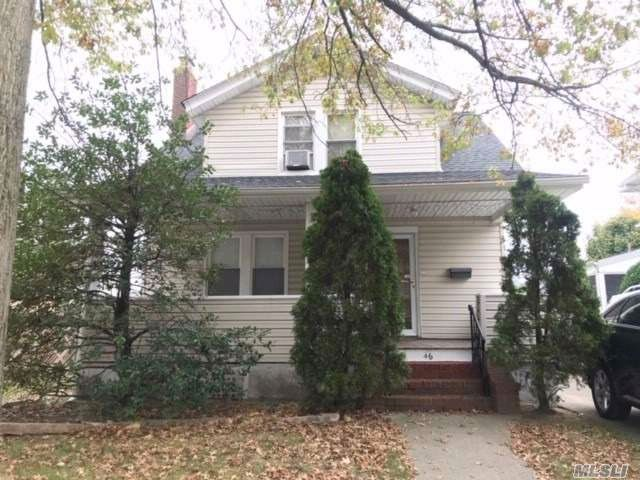 3 BR,  2.00 BTH Colonial style home in Valley Stream