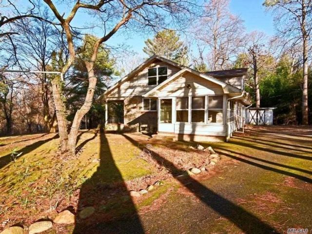 3 BR,  2.00 BTH Cape style home in Middle Island