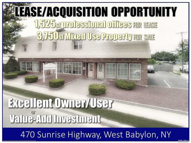 Studio,  0.00 BTH  Mixed use style home in West Babylon