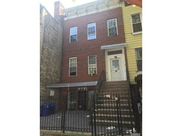 2 BR,  1.00 BTH  Apt in house style home in East New York