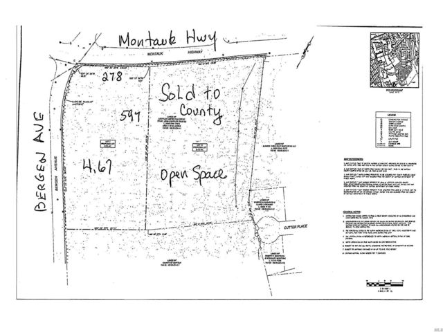 Lot <b>Size:</b> 4.67 Land style home in West Babylon