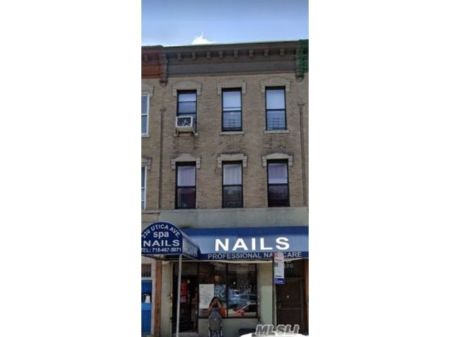 2 BR,  1.00 BTH Apt in bldg style home in Crown Heights