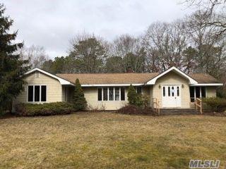 4 BR,  2.00 BTH Ranch style home in Hampton Bays