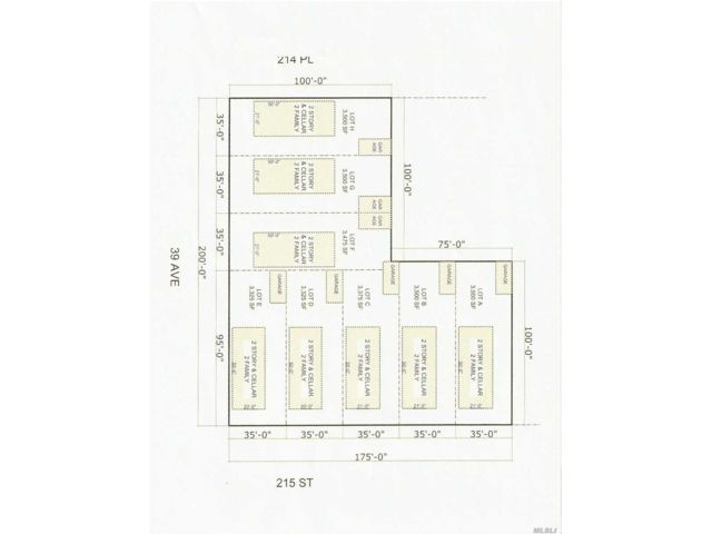 Lot <b>Size:</b> 200x175 Land style home in Bayside
