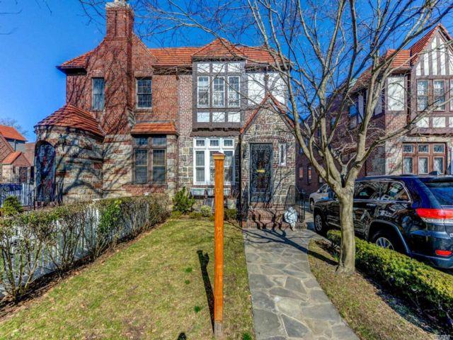 3 BR,  3.00 BTH Tudor style home in Bayside