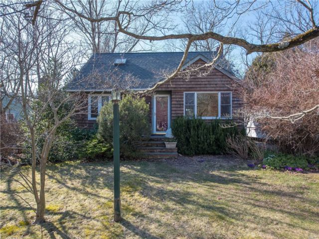3 BR,  2.00 BTH Cape style home in Rocky Point