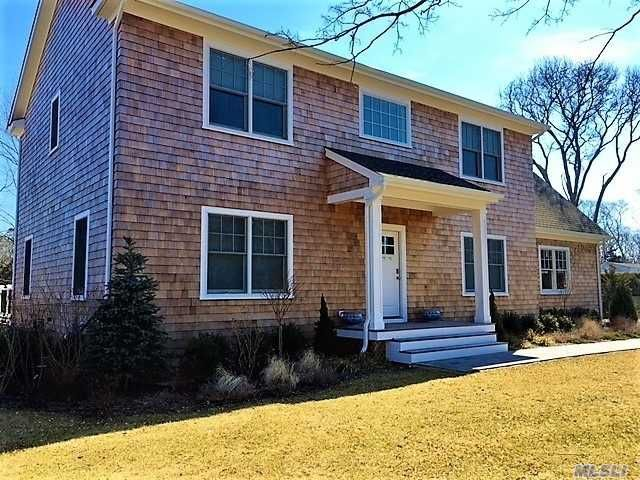 4 BR,  3.50 BTH 2 story style home in Westhampton Bch