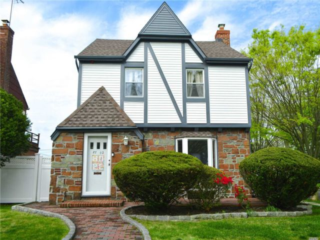 3 BR,  2.00 BTH Tudor style home in Bellerose
